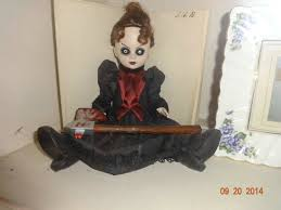 Lizzie Borden Bed And Breakfast Loved The Creepy Doll In Lizzie U0027s Room Picture Of Lizzie Borden