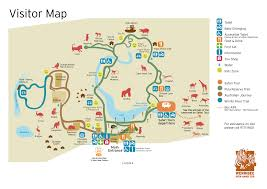 Zoo Map Zoo Map Zoos Victoria