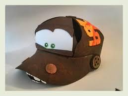 como hacer gorras de fomix del cars manualidades tiendasoff gorras mater y sally de cars