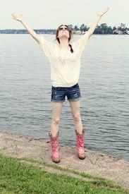 country fashion pink boots u0026 shorts u2022 taylor bradford
