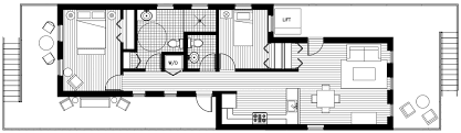 New Orleans Floor Plans by House Creative Design Ideas Shotgun Style House Plans Shotgun