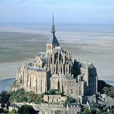 Mont Saint Michel Interior Mont Saint Michel Historic 11th Century Unesco World Heritage