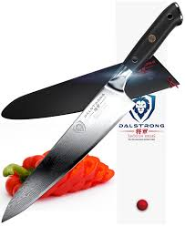 Kitchen Knives Australia by Dalstrong Chef Knife Shogun Series Gyuto Vg10 240mm 9 5