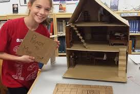 During Challenge One Of Kirr S Students Shows A She Built During The