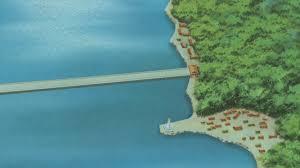 Naruto World Map by Great Naruto Bridge Narutopedia Fandom Powered By Wikia