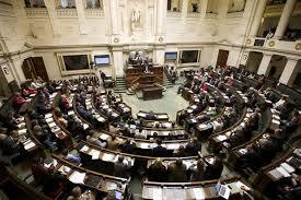chambre d h es belgique dernière semaine d activité parlementaire avant la dissolution des
