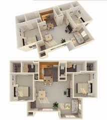 floor plans for cottages cottages at glen lubbock lubbockapartments com