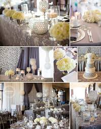 cream silver and grey wedding decor avenue photo venue eagles