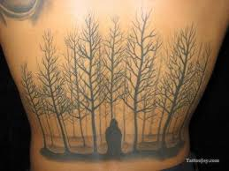 tree of meaning of a forest of dead trees