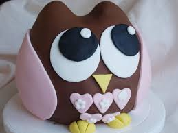 cute owl cake cake by maxine quinnell cakesdecor