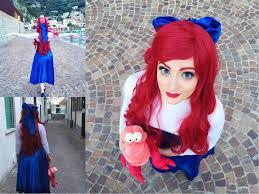 Mermaid Halloween Costume Adults Ariel