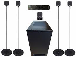home theater system for sony bravia sony bravia ht is 100 5 1 surround sound home theater system in