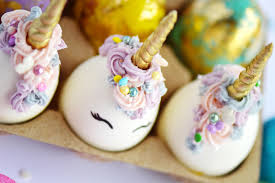 hollow chocolate egg mold chocolate unicorn easter eggs the busy spatula