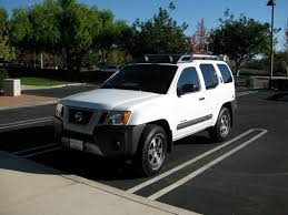 nissan white nissan xterra review and photos
