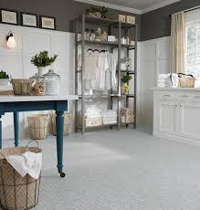 luxury vinyl tile sheet floor art deco layout design inspiration