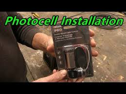 woods dusk to dawn light control troubleshooting dusk to dawn photocell switch installation youtube