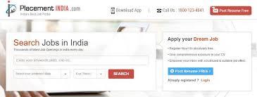 best job sites to post resume top 10 best job websites in india