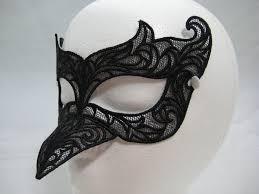 Black Mask Halloween Costume 82 Burlesque Masquerade Masks Images Masks