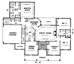 great room floor plans building our home floor plans