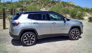 jeep crossover test drive 2017 jeep compass testdriven tv