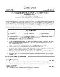 It Analyst Resume Examples by Data Analyst Resume Sample Berathen Com