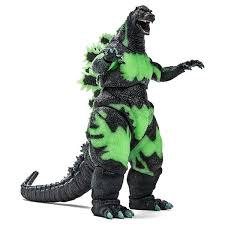 Godzilla Halloween Costumes Neca Godzilla Kaiju Battle