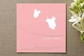 onesie whimsy baby shower invitations invitation crush