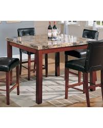 Faux Marble Top Dining Table Great Deals On 722 T 44