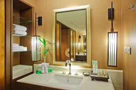 hang a framed bathroom mirrors u2014 doherty house