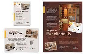 home design companies home maintenance print ads templates designs