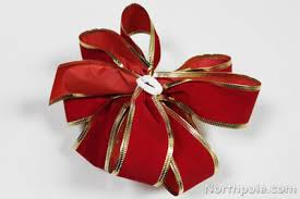 craft cottage how to wrap gifts with wired ribbon