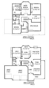 One Story Open Concept Floor Plans Baby Nursery Two Story Open Concept Floor Plans One Story House