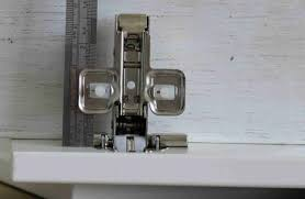 Kitchen Cabinet Hinge Template How To Make For Door Hinge Easy Drill Concealed Hinge Jig