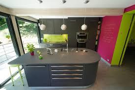 ilot central cuisine avec evier ilot central équippé d un évier sk concept photo n 39