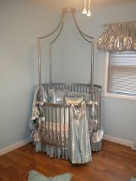 crib bedding for girls on sale nursery let your baby sleep in comfort circular cribs