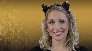 Leopard Costumes Halloween Leopard Costume Eye Makeup Tutorial Halloween