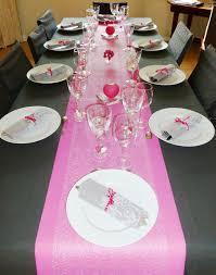 deco table rose et gris essie on geekait beauté une déco fine pour un anniversaire tout