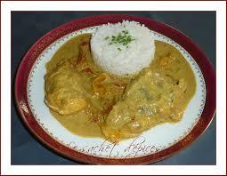 cuisiner queue de lotte queue de lotte au lait de coco et au curry le sachet d épices