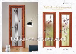 Sliding Door Design For Kitchen Tea Glass Design Single Leaf Aluminium Kitchen Sliding Door View
