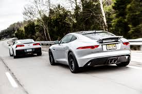 corvette z51 vs z06 2015 jaguar f type and 2014 chevrolet corvette to kentucky