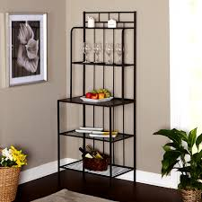 Cheap Bakers Rack Cheap Bakers Rack Wrought Iron Wine Racks Tabletop Wine Rack