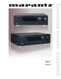 jvc home theater receiver marantz stereo system sr 3000 user guide manualsonline com