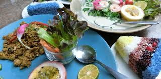rice cuisine ร าน ม นา meena rice based cuisine ร ว วร านอาหาร wongnai