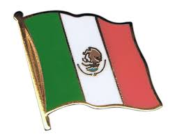 Mwxican Flag Mexico Flag Pin Badge 1 X 1 Inch Best Buy Flags Co Uk