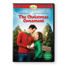 the christmas ornament hallmark channel dvd hallmark channel