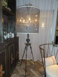decor wonderful chandelier floor lamp for fascinating home