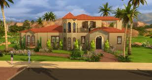 lacey loves sims spanish villa
