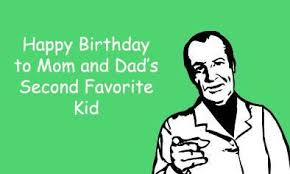 Funny Birthday Meme For Sister - happy birthday sibling meme things to remeber pinterest