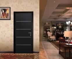 Steel Interior Security Doors China Decorative Aluminium Strips Inserted Residential Interior