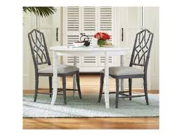 paula deen dining room table paula deen by universal bungalow three piece cottage dining set